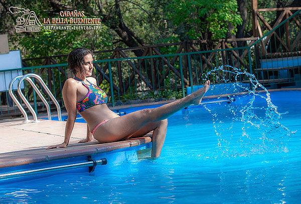 La Bella Durmiente, Cajón del Maipo: Día de spa para 2 pers.