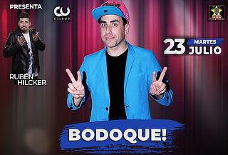 23 de Julio! Stand Comedy para 2 o 4 pers + Tragos + Comida