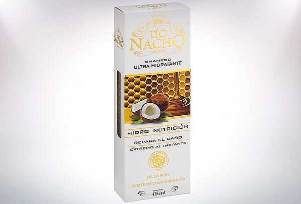 Pack Tío Nacho Ultra Hidratante Coco