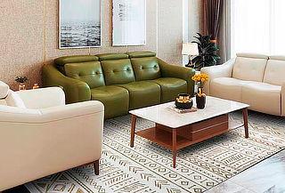 Alfombra diseños Marroquí