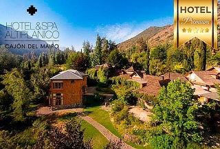 Hotel Altiplánico, Cajón del Maipo: 1, 2 o 3 noches para 2