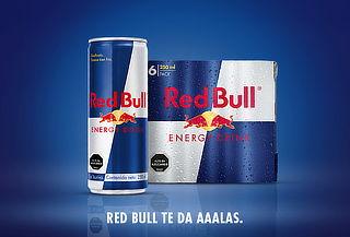 Elige tu Pack Red Bull Original Regular o Light