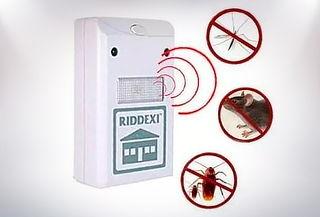 Pack 2 Ahuyentadores de Ratones Riddex