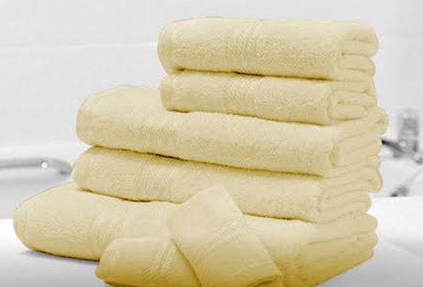 Set de 7 Toallas de Baño Biancobelo