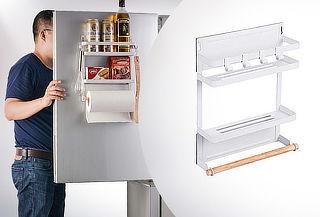 Rack magnético para cocina