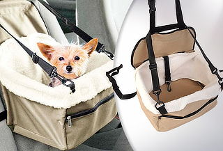 Bolso Transportador de Mascotas