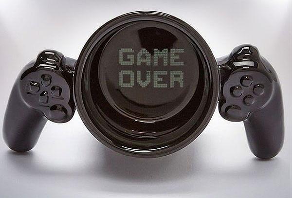 Tazón Game Over