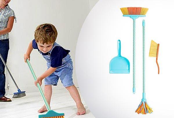 Set Kit de Aseo de Juguete para Niños