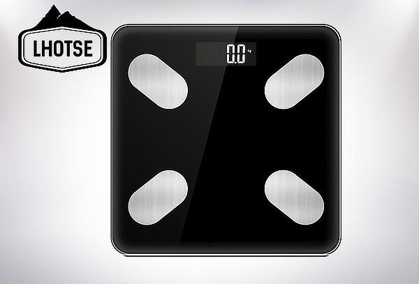 Balanza Electrónica con Bluetooth Lhotse
