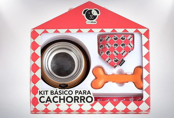 Kit Set Básico para Perritos Primera Mascota