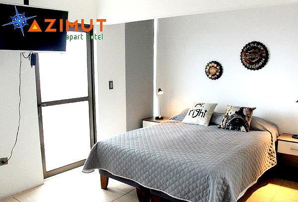 Azimut Apart Hotel, Iquique: 2, 3 o 4 noches para 2 + 1 niño