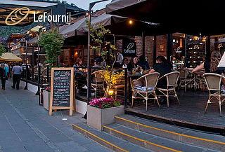 Almuerzo para 2 personas, 5 Sucursales, Le Fournil