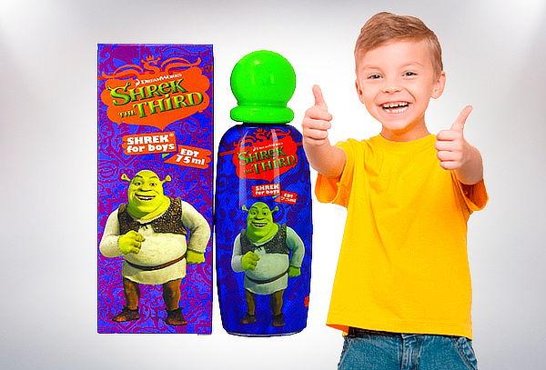 Perfume Shrek de Niño 75ml