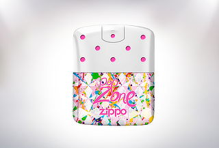 Perfume Zippo Pop Zone 40 ml Mujer