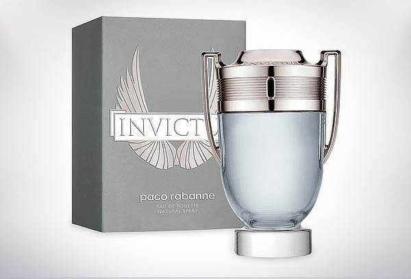 Perfume Invictus for Men de Paco Rabanne 150ml