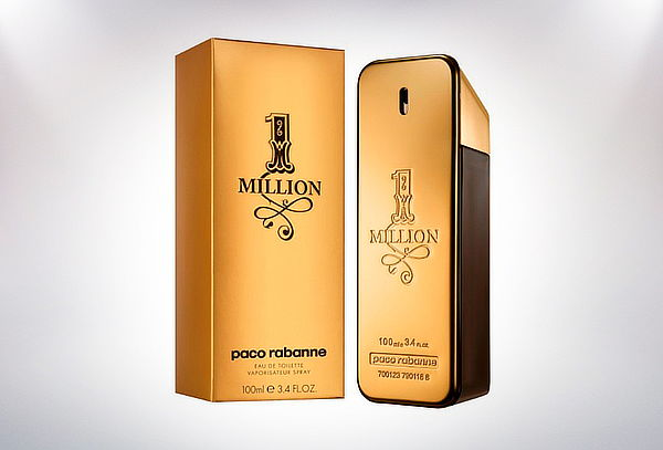Perfume 1 Million de Paco Rabanne 100 ml Hombre