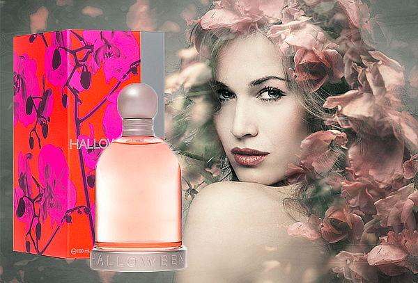 Perfume Halloween Kiss 100 ml Mujer