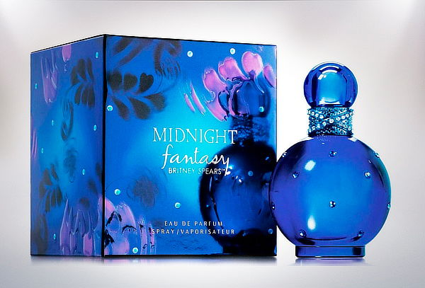 Perfume Britney Spears Midnight Fantasy 100ml