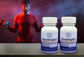 1 o 2 frascos de NootropEx