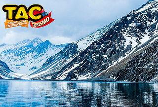 TAC Turismo: Tour Full day Laguna del Inca, Portillo