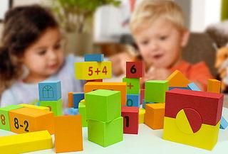 Cubos Didácticos para Niños