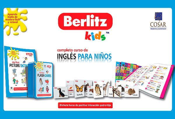 Completo Curso De Ingles Para Niños Berlitz