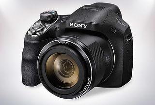 Cámara Fotográfica Semi Profesional Sony DSC-H400