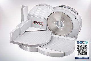Cortadora Fiambre Thomas TH-9200