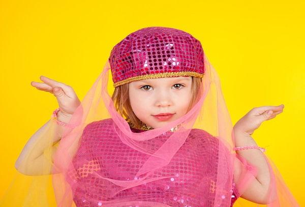 4 Clases de Danza Árabe Kids