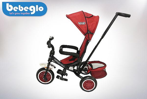 8dd74062eec6 Triciclo con Toldo Bebeglo RS-4045