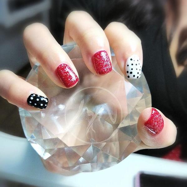 Manicure Completa Esmalte Permanente En Lyn Santiago
