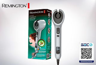 Ondulador AutoCurler Shine Therapy CI8019 de Remington