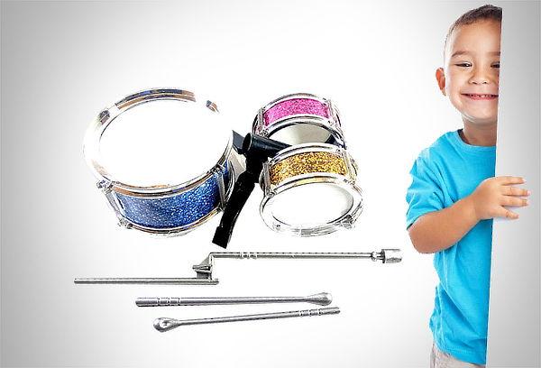 Bateria músical para niños
