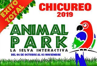 Entrada general para niño o adulto al Animal Park 2019