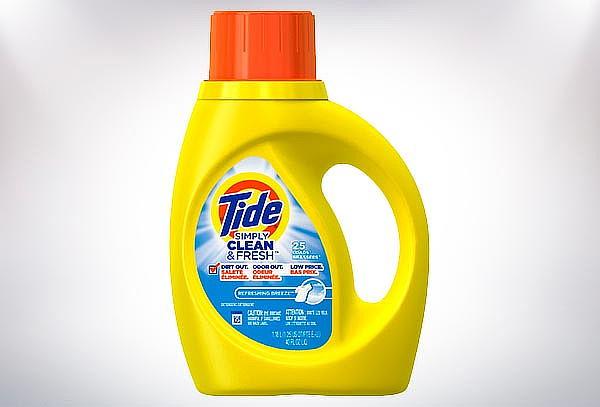 Pack 4 Tide 1.18 Litros Refreshing