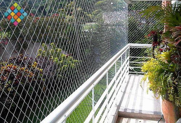 Malla de Seguridad para 1 o 2 Ventanas o Balcón