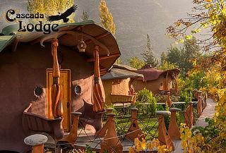 Cascada Lodge, Cajón del Maipo: 1, 2 o 3 noches para 2 pers.