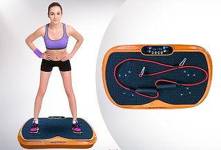 Plataforma Vibratoria Full Fit Bodytrainer