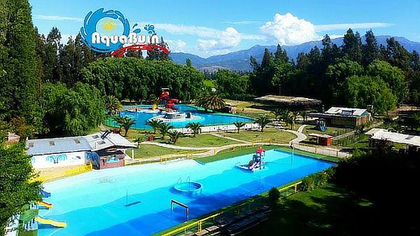 AquaBuin: Piscina, Acceso Zona Picnic, Juegos y Más