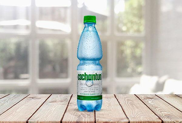 24 Botellas Agua Mineral Cachantun 500 cc, a elección.
