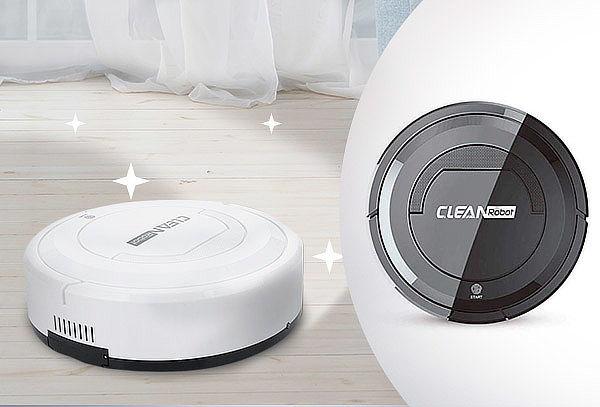Aspiradora Robot Inteligente CleanRobot