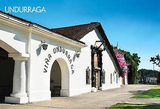 Viña Undurraga: Tour Sibaris para Dos, Valle del Maipo