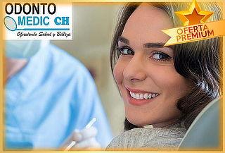 Blanqueamiento Dental Led o Limpieza Dental Completa