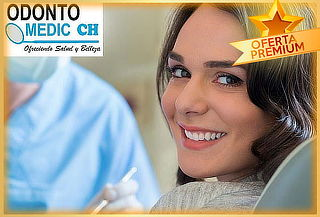 Blanqueamiento Dental Led o Limpieza Dental Completa