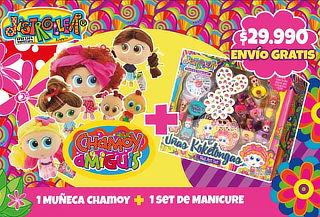 Chamoy + Set de Manicure
