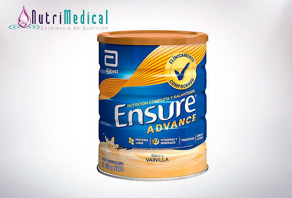 Ensure Advance 850 gr con Retiro en Providencia