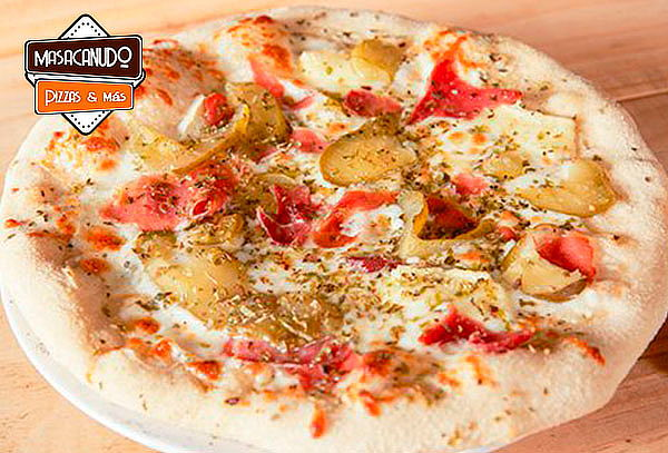 2 Pizzas Familiares 34 cms a elección