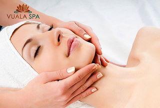Masaje cervico-craneal + masaje facial y más