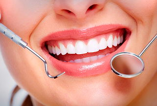 Tratamiento Dental, Resina Simple (Tapadura Blanca)