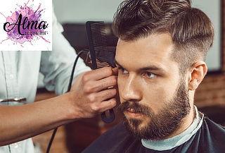 Corte de cabello para varón + lavado